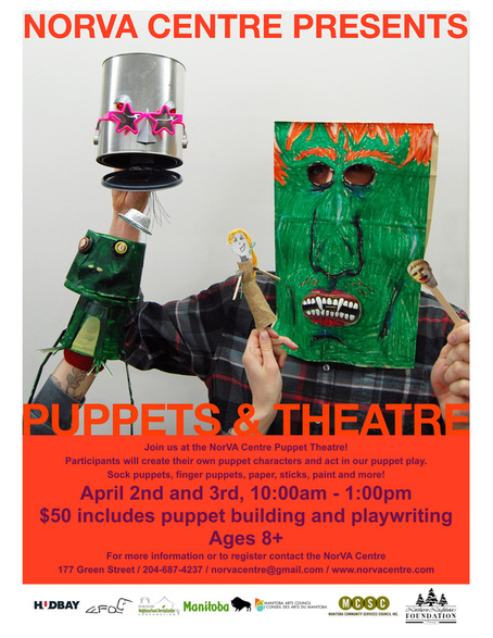 Puppets and Theatre at NorVA